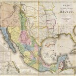 J. Disturnell's 1847 Map of Mexico