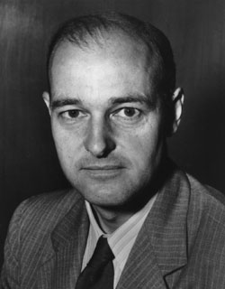 "George Kennan (1904-2005), regarded as the father of the ""containment"" policy"