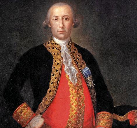 Bernardo de Gálvez y Madrid, Viscount of Galveston, 1746-1786