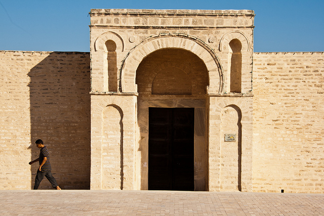Fatimid-era Mosque, al-Mahdia, Tunisia, 2011. (Photo: Christopher Rose)
