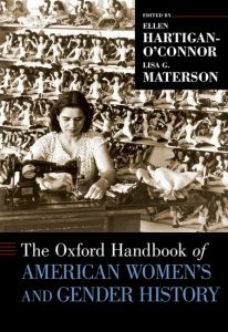 Cover of Oxford Handbook of American Women's and Gender History