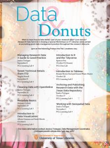 Data & Donuts Ad