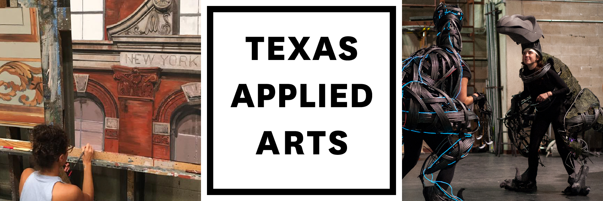 Texas Applied Arts | The University of Texas at Austin