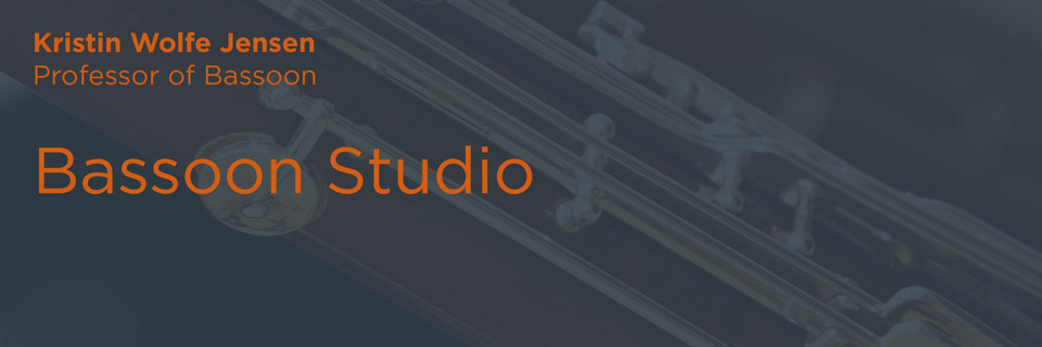 Bassoon Studio homepage