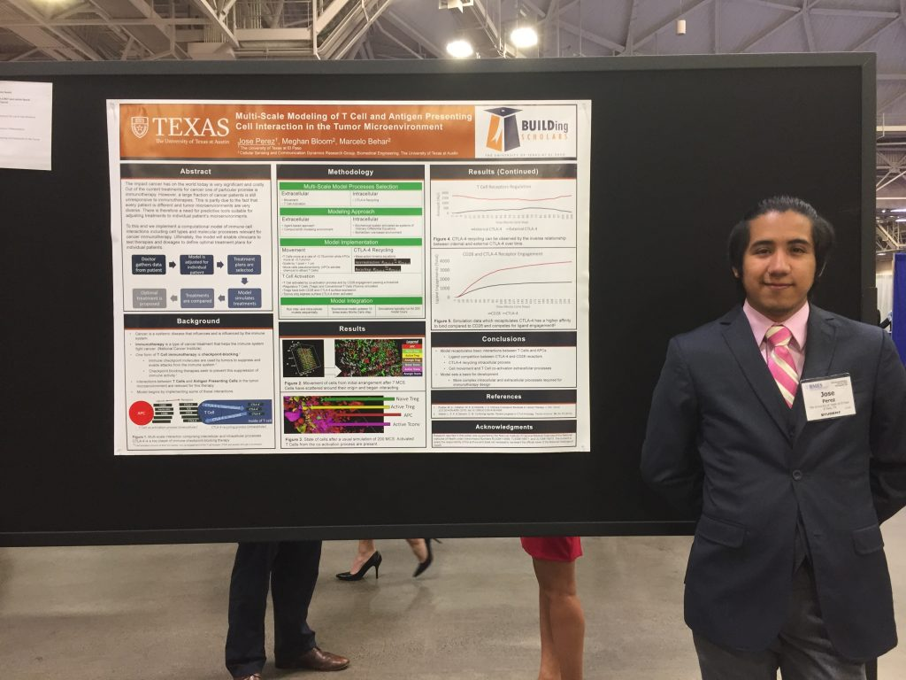 Jose Perez, University of Texas at El Paso