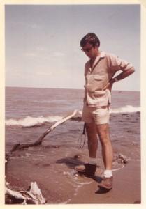 Shores of Lake Turkana, 1968
