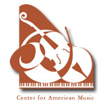 Center for American Music logo