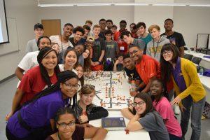 LSU Summer Camp Group Photo