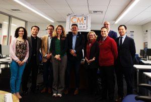 Dutch Delegation Visit Group Photo