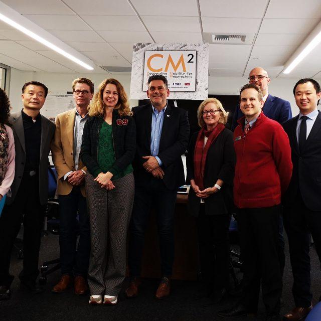 Dutch Delegation Visit