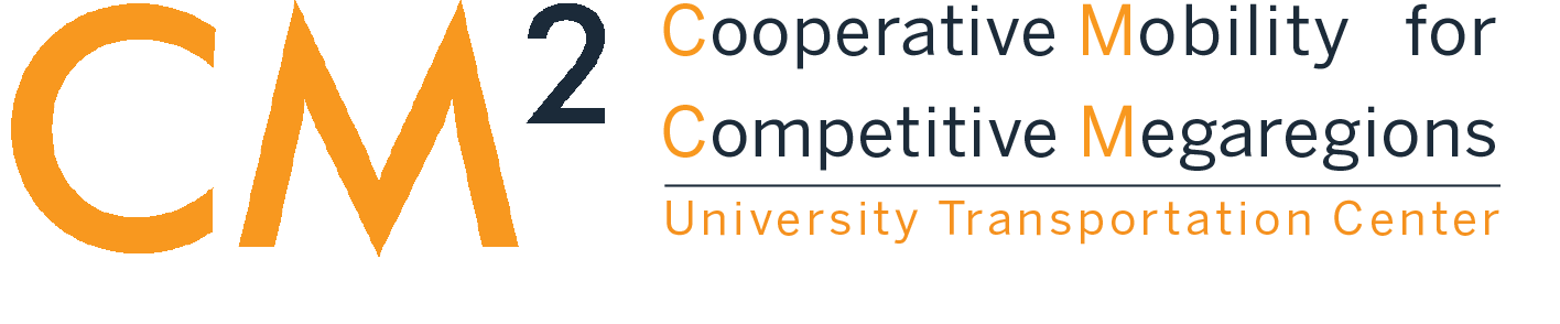 CM2 Cooperative Mobility for Competitive Megaregions