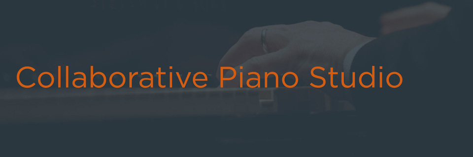 Collaborative Piano | The Butler School of Music | The University of Texas at Austin