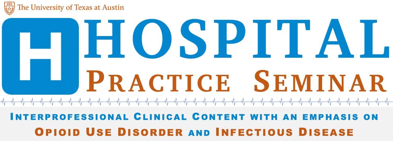 Hospital Pharmacy Practice Seminar