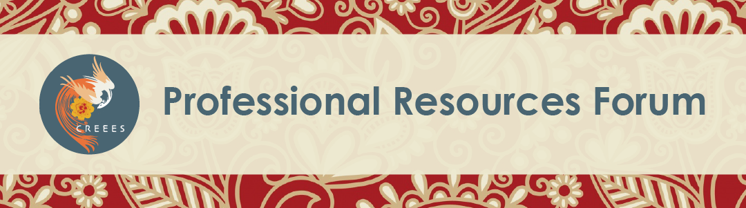 CREEES Professional Resources Forum