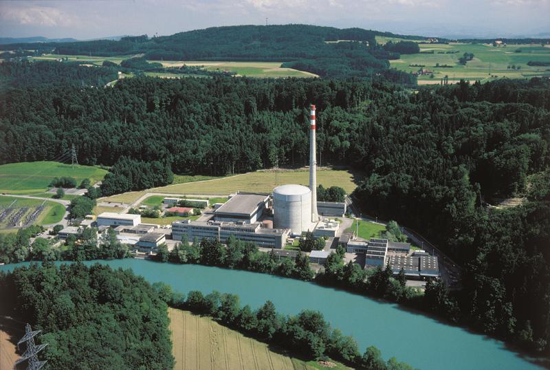 KernkraftwerkMühleberg