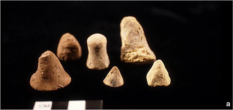 Cones from 'Ain Ghazal