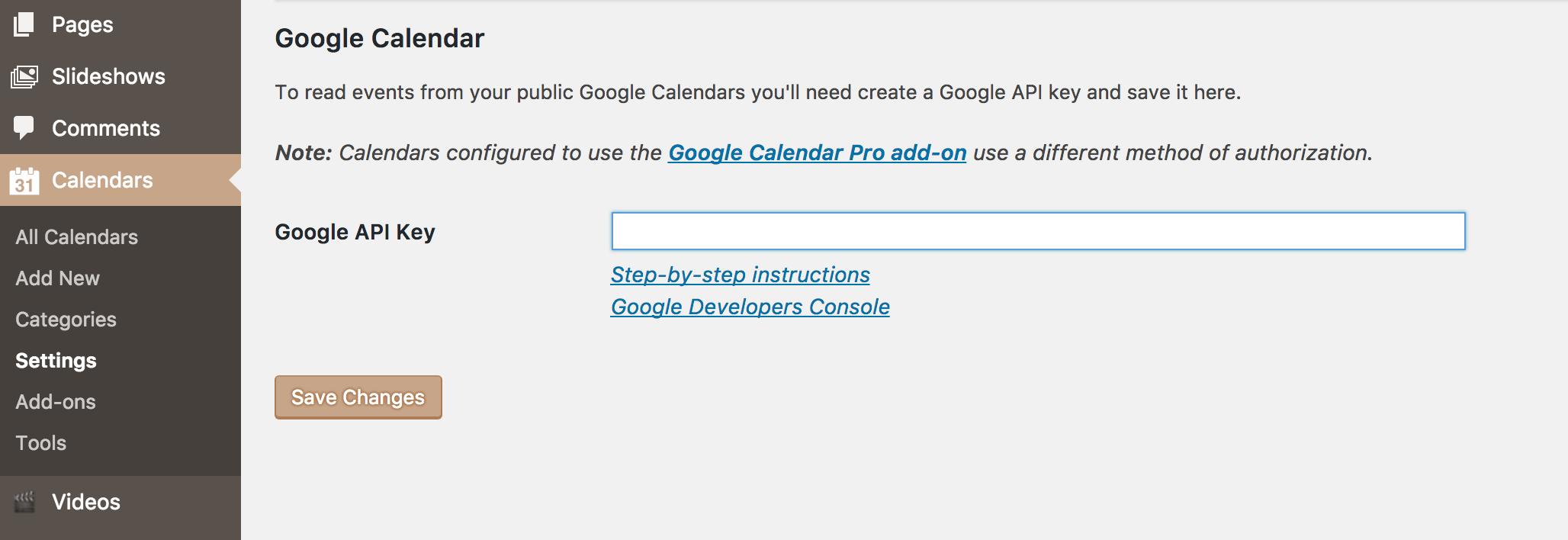 How to use Simple Calendar Plugin