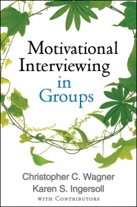 Book Cover - Motivational Interviewing in Groups.