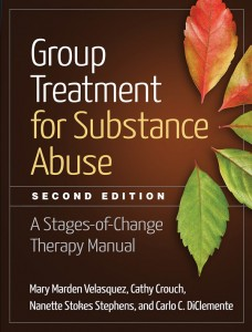 Group Treatment for Substance Abuse 2nd edition book cover