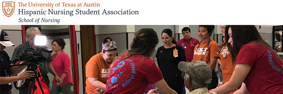 Hispanic Nursing Student Association