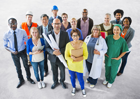 Image of middle aged workers