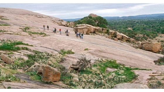 "Evan Carton's ""Enchanted Rock in the Time of COVID-19"""