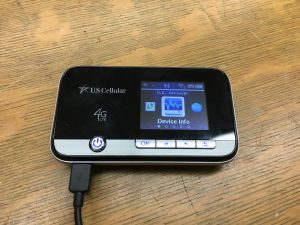 US Cellular MiFi Device used by the Maine State Grant program.