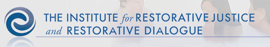 Institute for Restorative Justice and Restorative Dialogue