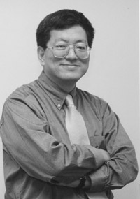Photo of Dr. Liu