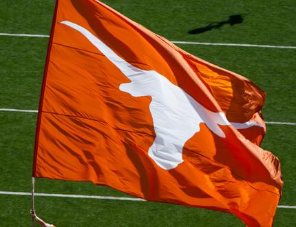 Longhorn Flag