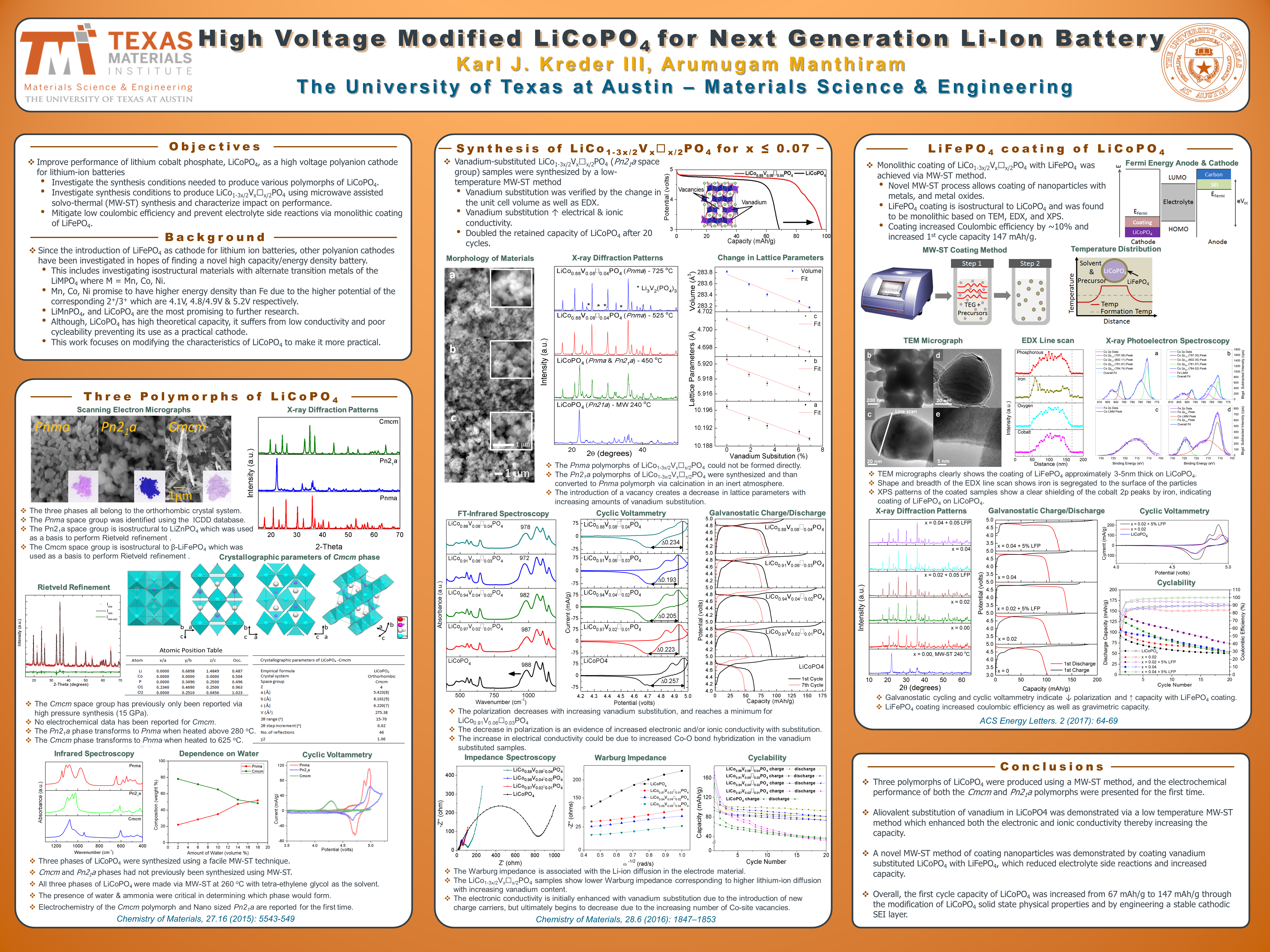 """Karl Kreder's poster titled """"Renewable Energy and Energy Storage"""""""