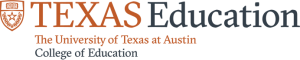 Wordmark for Texas Education, the College of Education at the University of Texas at Austin.