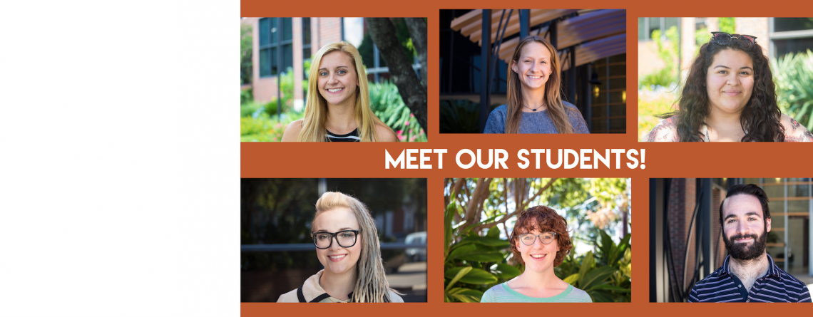 Meet our Students