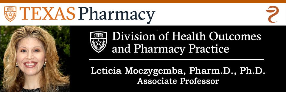 Leticia R Moczygemba, Pharm.D.