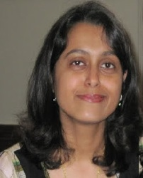 Kavita Radhakrishnan, RN, PhD, and assistant professor at the University of Texas at Austin School of Nursing