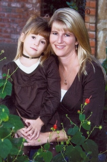 Shannan Needleman and her daughter Taylor