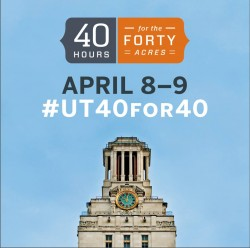 40 hours for the Forty Acres