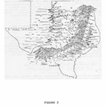 Figure of Texas during the Upper Pennsylvanian