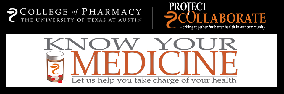 Project Collaborate: Know Your Medicine