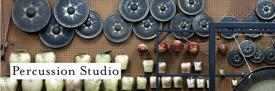 Percussion Studio | Butler School of Music | The University of Texas at Austin