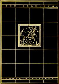 "Cover of Edgar Allan Poe's ""The Gold Bug"""