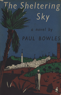 """The first British edition of Paul Bowles's """"The Sheltering Sky"""" (London: John Lehmann, 1949)"""