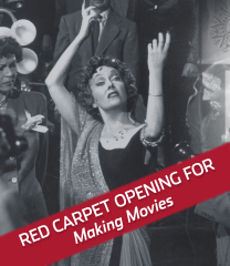 Red Carpet opening for 'Making Movies'