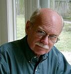 Charles R. Larson. Photo by Roberta Rubenstein.