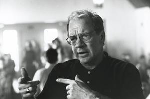 Undated photo of Paul Schrader. Unknown photographer.
