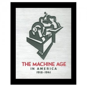Take the survey for the chance to win 'The Machine Age in America, 1918-1941'