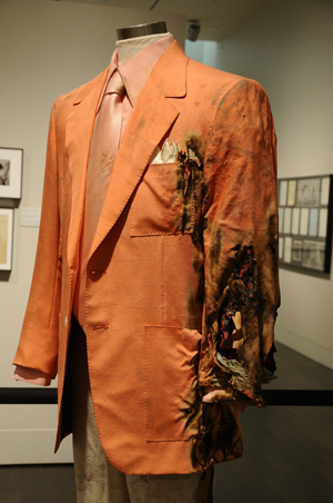 Costume worn by Robert De Niro in 'Casino.' Photo by Anthony Maddaloni.
