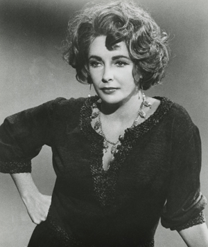 Promotional still of Elizabeth Taylor from 'Who's Afraid of Virginia Woolf?'