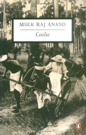 Cover of 'Coolie' by Mulk Raj Anand.