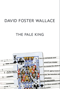 Cover of 'The Pale King' by David Foster Wallace
